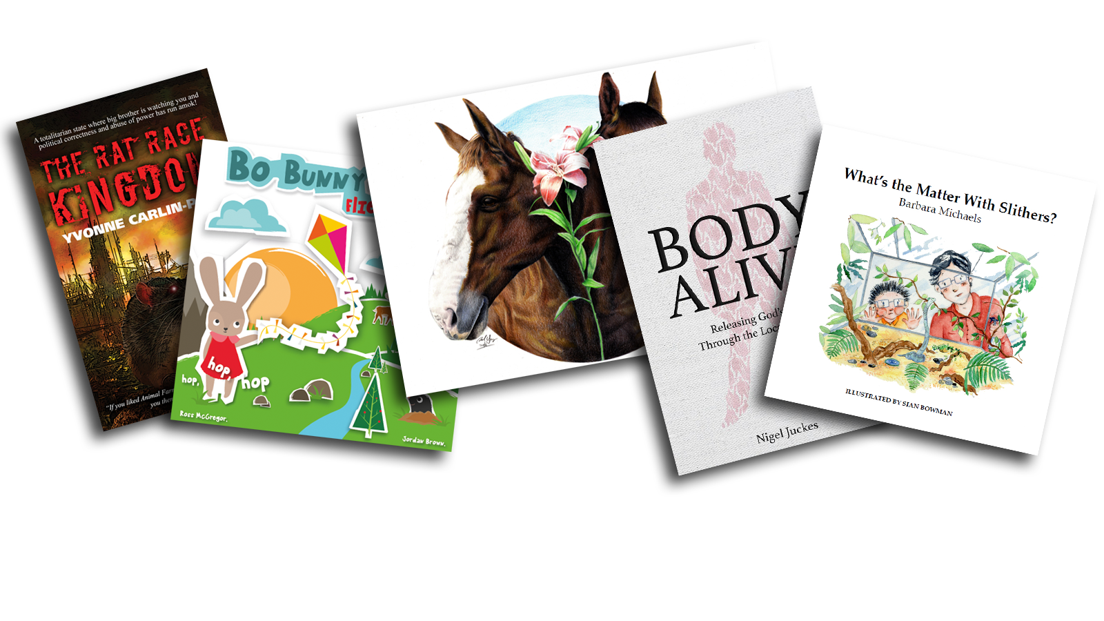 Cover design and illustration services examples