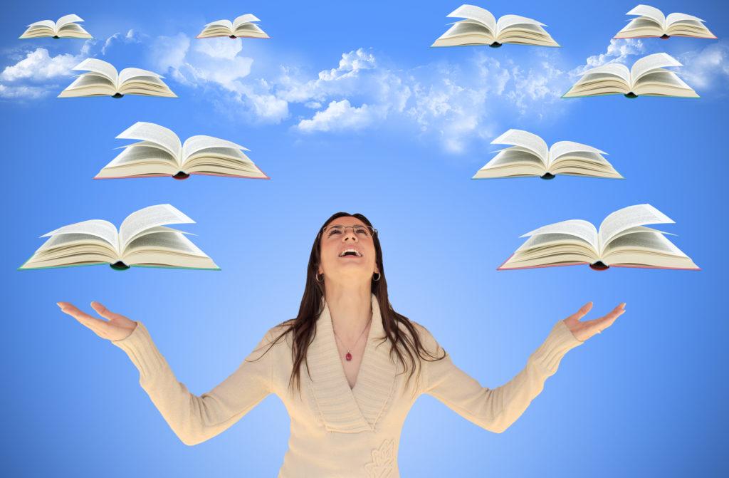 WHY CONSIDER SELF-PUBLISHING?